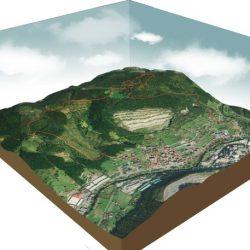 Proyecto de senderos y señalización de rutas turísticas